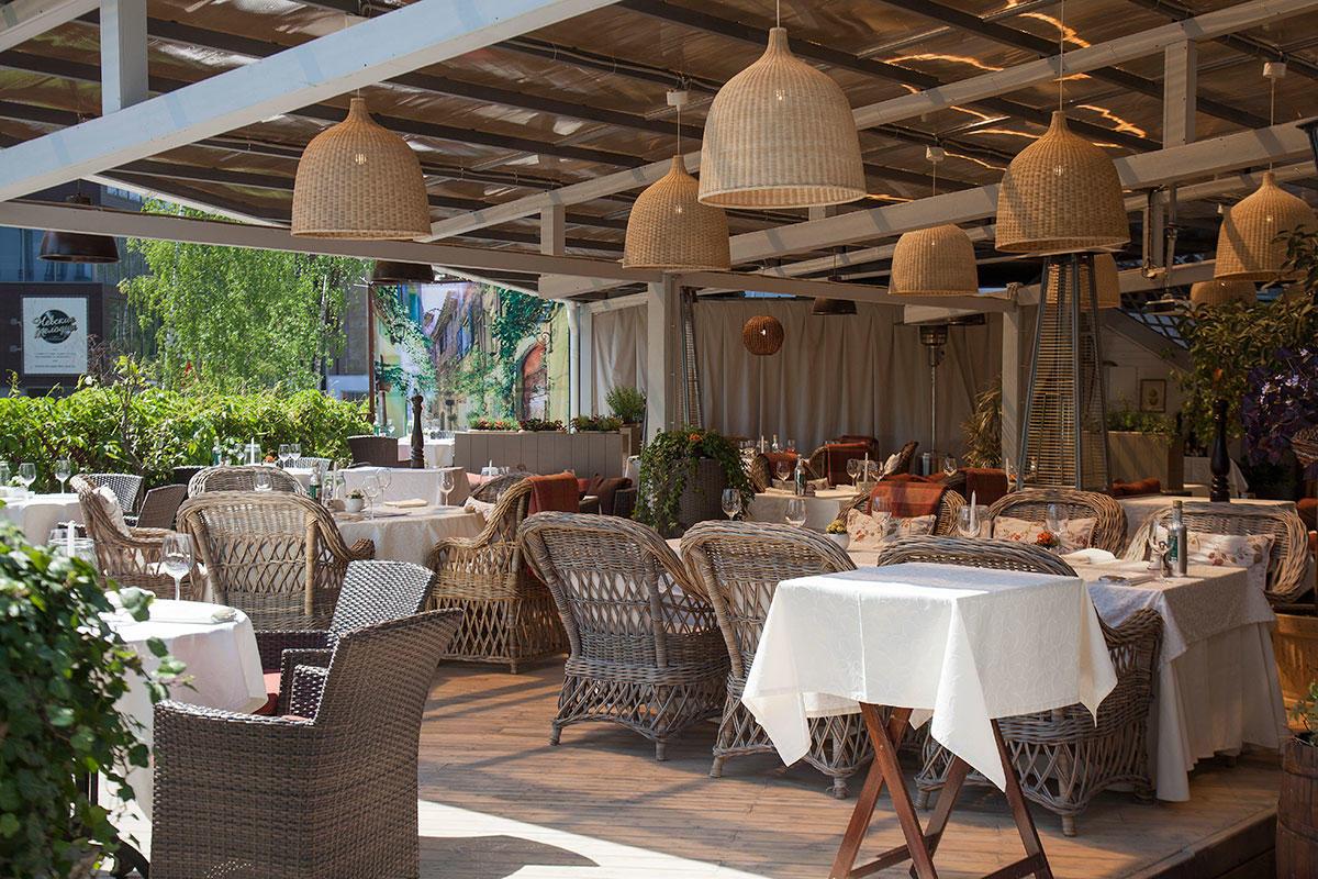 Итальянский Ресторан Osteria Di Campagna в Жуковке (Остерия Ди Кампанья) фото 35