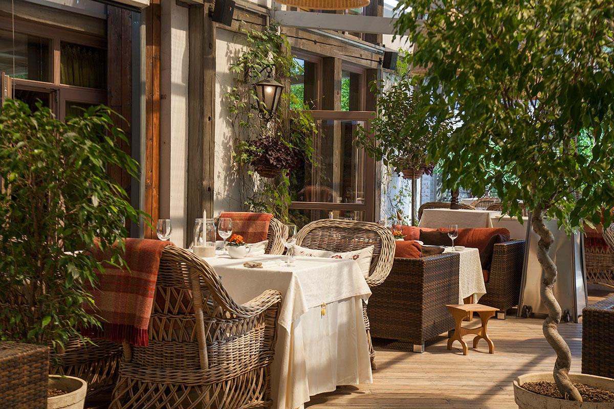 Итальянский Ресторан Osteria Di Campagna в Жуковке (Остерия Ди Кампанья) фото 36