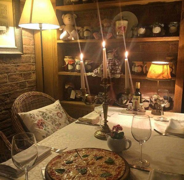 Итальянский Ресторан Osteria Di Campagna в Жуковке (Остерия Ди Кампанья) фото 28