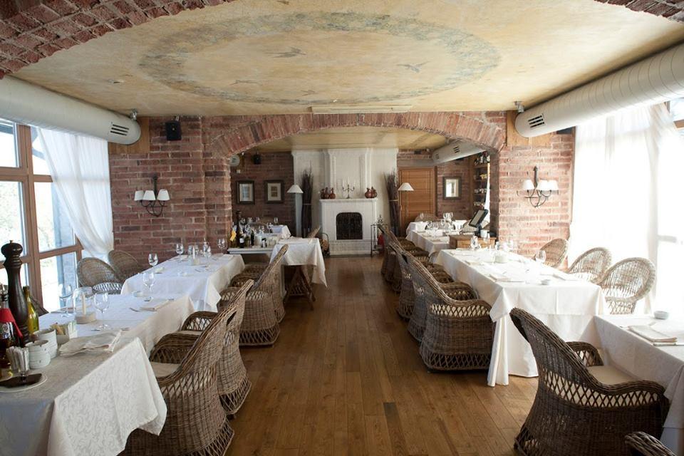 Итальянский Ресторан Osteria Di Campagna в Жуковке (Остерия Ди Кампанья) фото 40