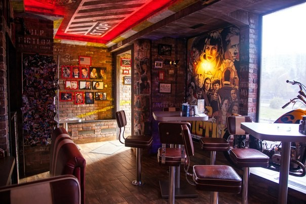 Ресторан Тарантино на Пионерской фото 19