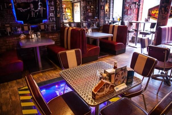 Ресторан Тарантино на Пионерской фото 31