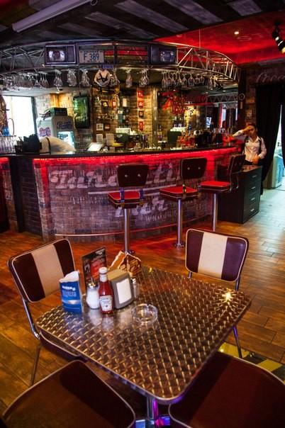 Ресторан Тарантино на Пионерской фото 15