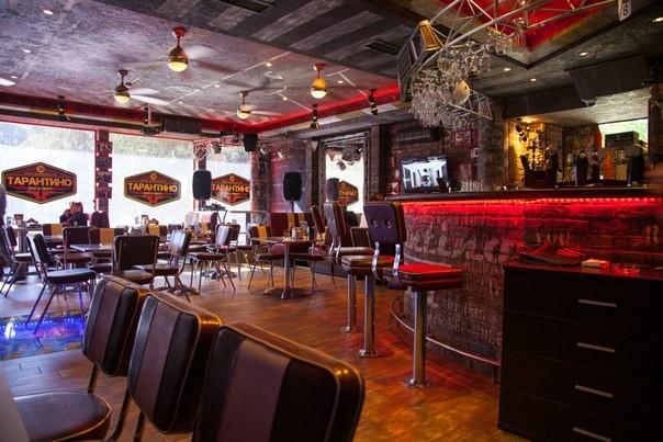 Ресторан Тарантино на Пионерской фото