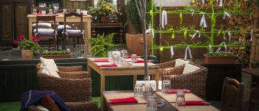 Ресторан Веранда у Дачи на Рублевке (дер. Жуковка) фото 1