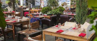 Ресторан Веранда у Дачи на Рублевке (дер. Жуковка) фото 2