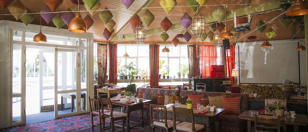 Ресторан Веранда у Дачи на Рублевке (дер. Жуковка) фото 4