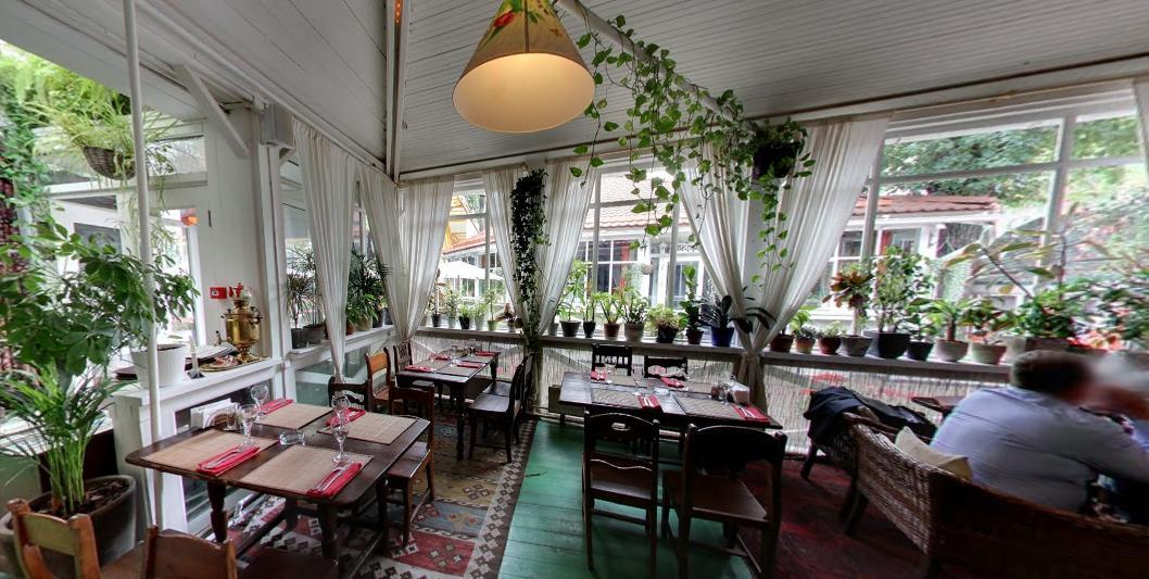 Ресторан Веранда у Дачи на Рублевке (дер. Жуковка) фото 5