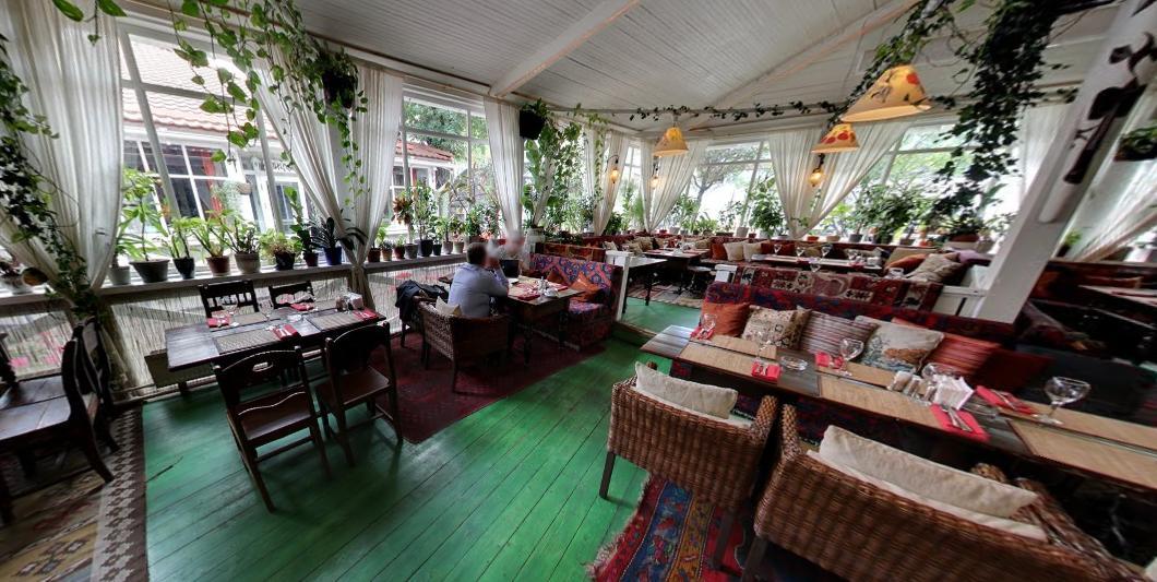 Ресторан Веранда у Дачи на Рублевке (дер. Жуковка) фото 6