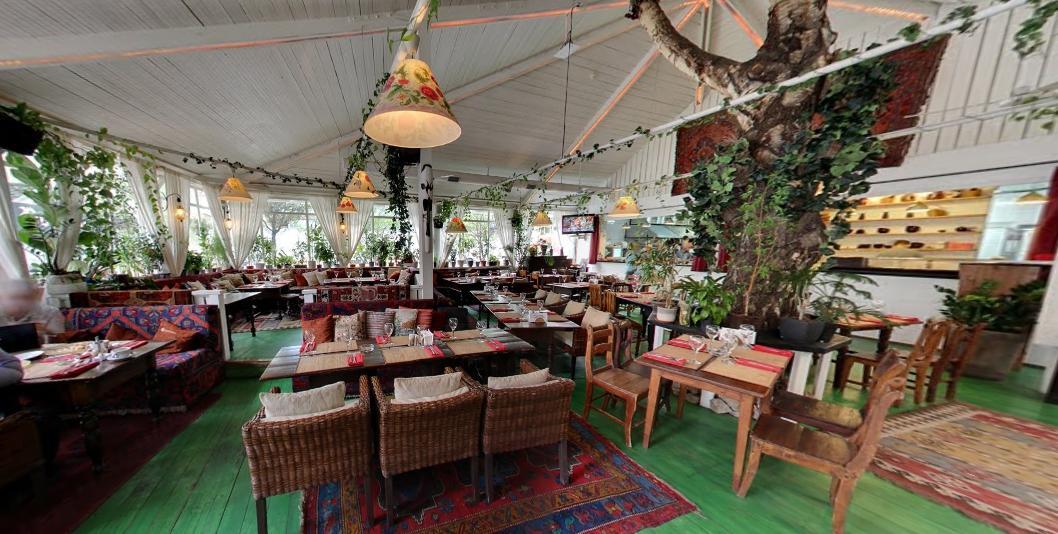 Ресторан Веранда у Дачи на Рублевке (дер. Жуковка) фото 7