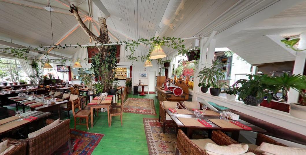 Ресторан Веранда у Дачи на Рублевке (дер. Жуковка) фото 8