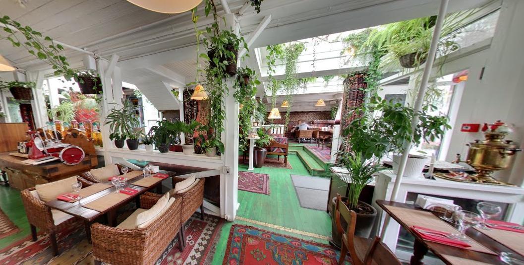 Ресторан Веранда у Дачи на Рублевке (дер. Жуковка) фото 9