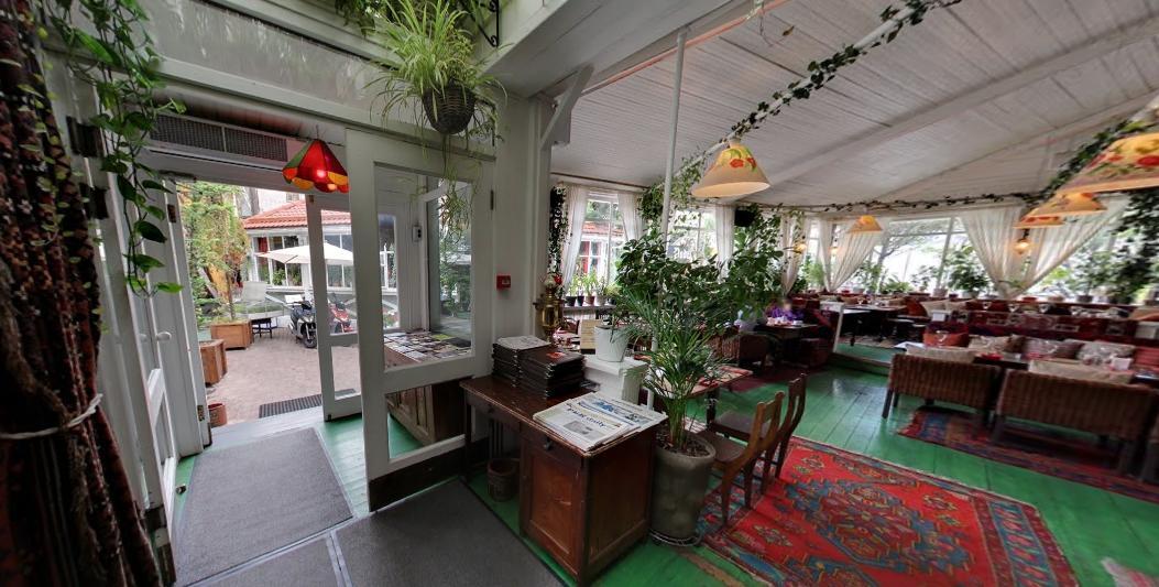 Ресторан Веранда у Дачи на Рублевке (дер. Жуковка) фото 12