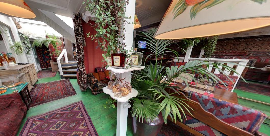 Ресторан Веранда у Дачи на Рублевке (дер. Жуковка) фото 14