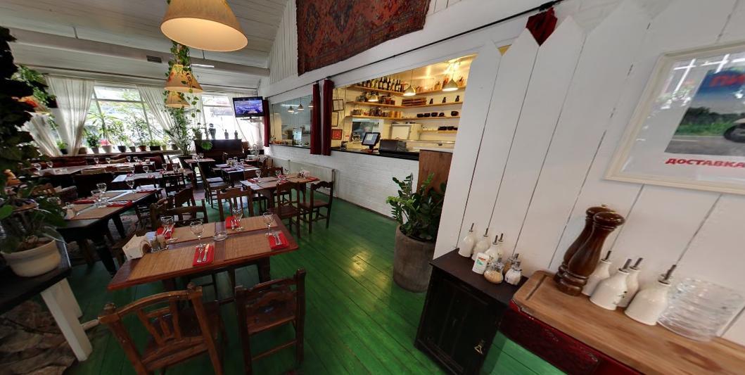 Ресторан Веранда у Дачи на Рублевке (дер. Жуковка) фото 16