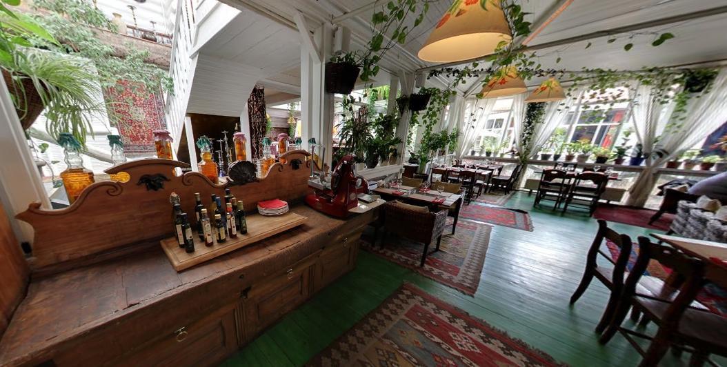 Ресторан Веранда у Дачи на Рублевке (дер. Жуковка) фото 18