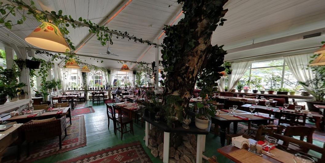Ресторан Веранда у Дачи на Рублевке (дер. Жуковка) фото 19
