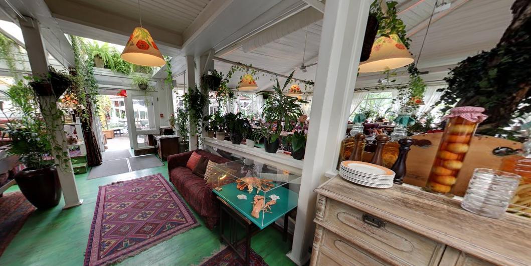 Ресторан Веранда у Дачи на Рублевке (дер. Жуковка) фото 20