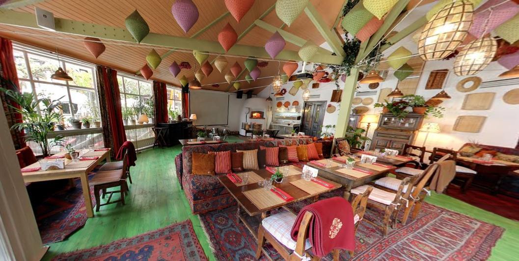 Ресторан Веранда у Дачи на Рублевке (дер. Жуковка) фото 23