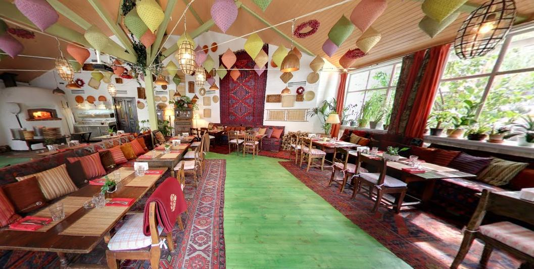 Ресторан Веранда у Дачи на Рублевке (дер. Жуковка) фото 24
