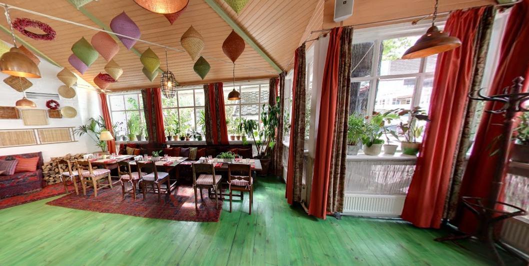 Ресторан Веранда у Дачи на Рублевке (дер. Жуковка) фото 25