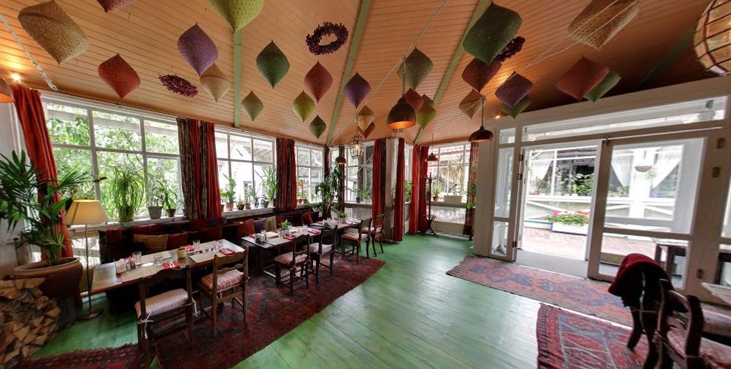 Ресторан Веранда у Дачи на Рублевке (дер. Жуковка) фото 27