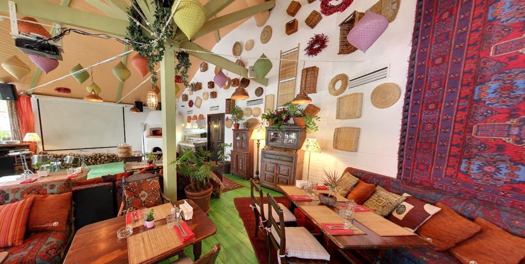 Ресторан Веранда у Дачи на Рублевке (дер. Жуковка) фото 29