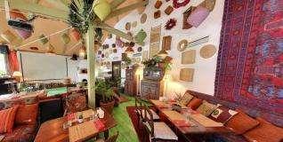 Ресторан Веранда у Дачи на Рублевке (дер. Жуковка) фото 28
