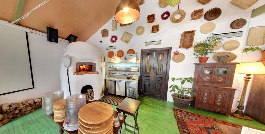 Ресторан Веранда у Дачи на Рублевке (дер. Жуковка) фото 30