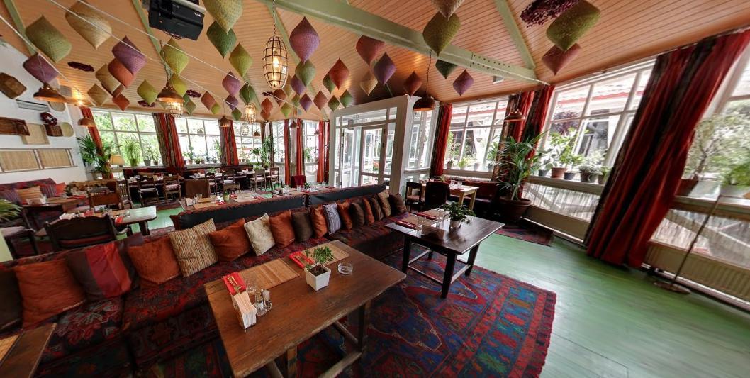Ресторан Веранда у Дачи на Рублевке (дер. Жуковка) фото 32