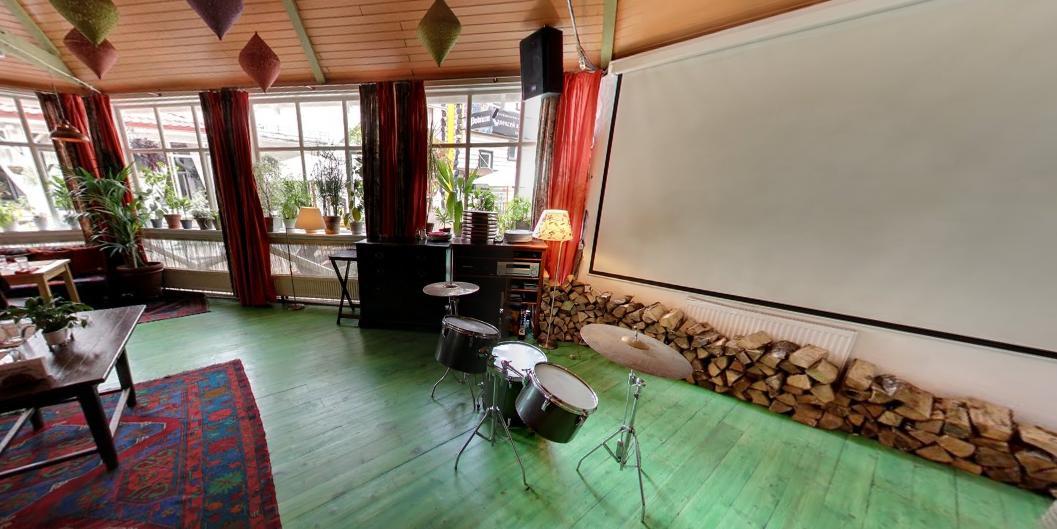 Ресторан Веранда у Дачи на Рублевке (дер. Жуковка) фото 33
