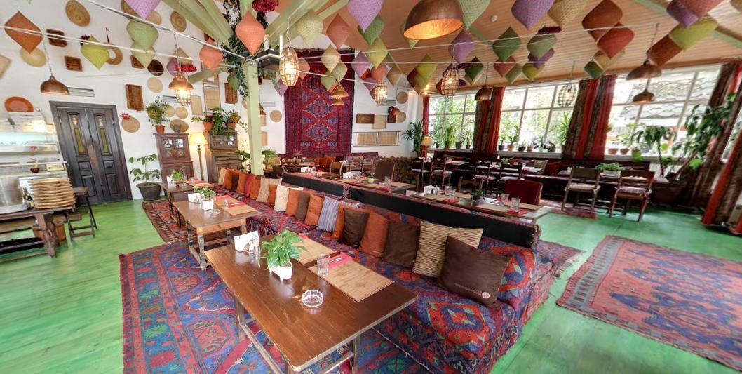 Ресторан Веранда у Дачи на Рублевке (дер. Жуковка) фото 35