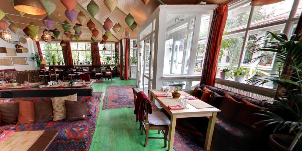 Ресторан Веранда у Дачи на Рублевке (дер. Жуковка) фото 36
