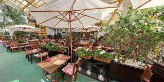 Ресторан Веранда у Дачи на Рублевке (дер. Жуковка) фото 38