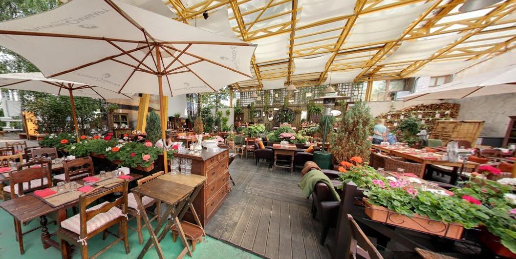 Ресторан Веранда у Дачи на Рублевке (дер. Жуковка) фото 40