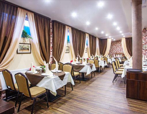 Ресторан Vintage на Планерной фото 1