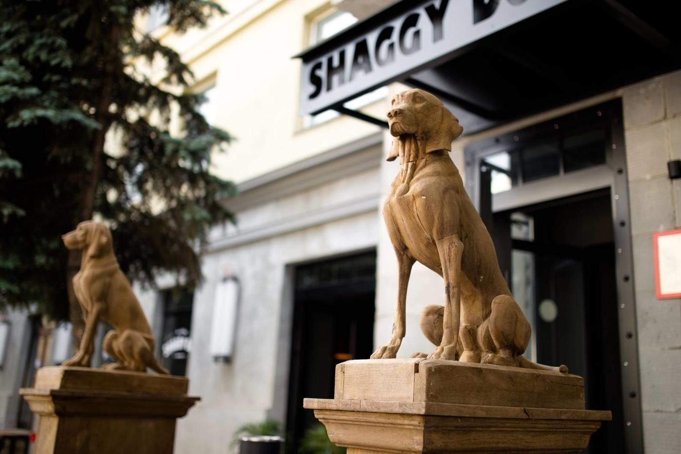 Ресторан Shaggy Dog (Шегги Дог) фото 10