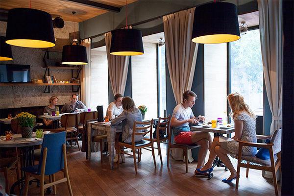 Домашнее Кафе Кладовая фото 2