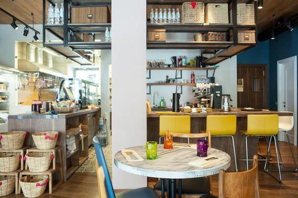Домашнее Кафе Кладовая фото 3