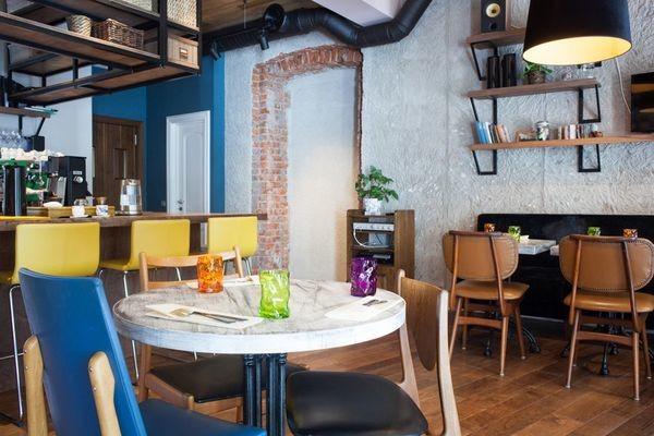Домашнее Кафе Кладовая фото 4