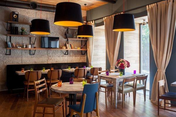 Домашнее Кафе Кладовая фото 5