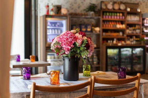 Домашнее Кафе Кладовая фото 6