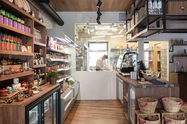 Домашнее Кафе Кладовая фото 8