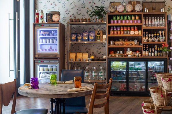 Домашнее Кафе Кладовая фото 1