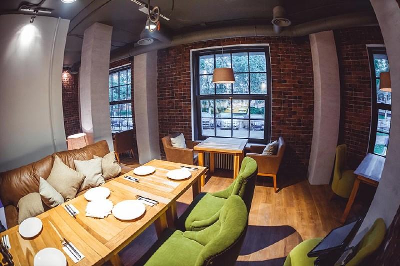 Теория Кухня & Bar фото 1