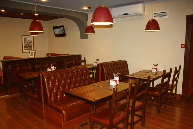 Пивной ресторан Гамбринус на Речном вокзале фото 2