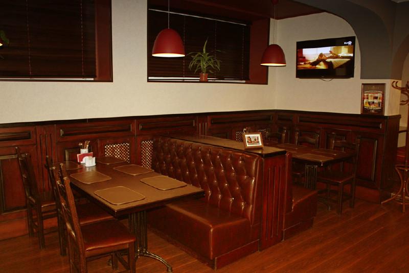 Пивной ресторан Гамбринус на Речном вокзале фото 3