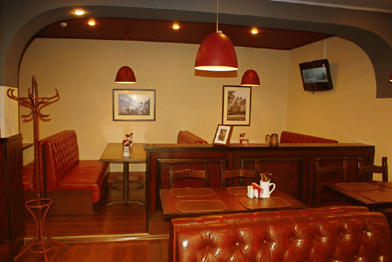 Пивной ресторан Гамбринус на Речном вокзале фото 4