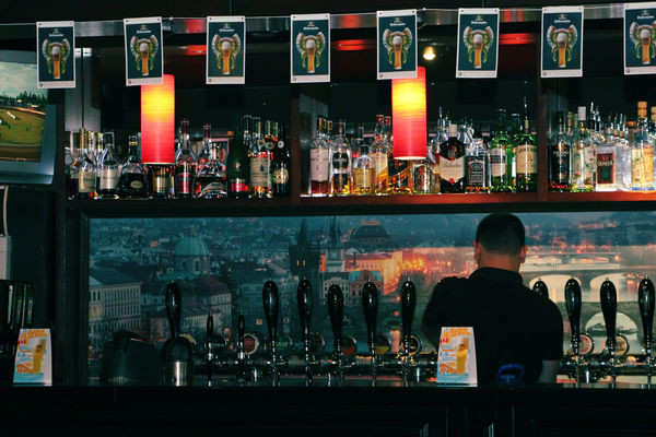 Пивной ресторан Гамбринус на Речном вокзале фото 5
