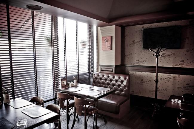 Пивной ресторан Гамбринус на Фрунзенской фото 4